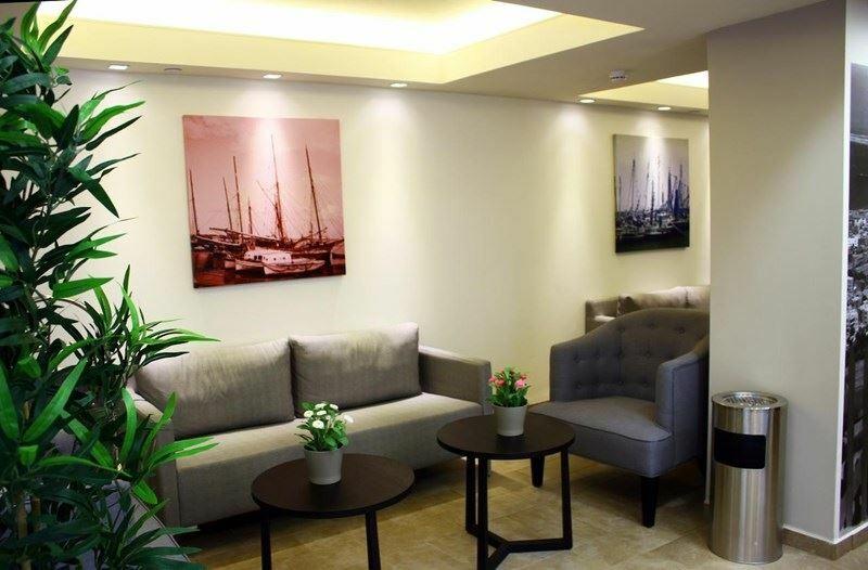 Отель Maris Haifa Хайфа
