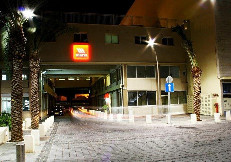 Отель Maris Haifa Израиль Хайфа