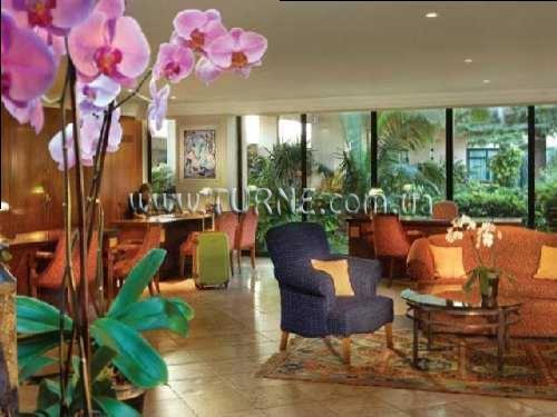 Отель Carmel Forest SPA Resort Израиль Хайфа
