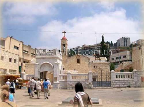 Plaza Израиль Назарет
