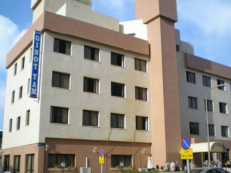 Отель Ginot Yam Израиль Нетания