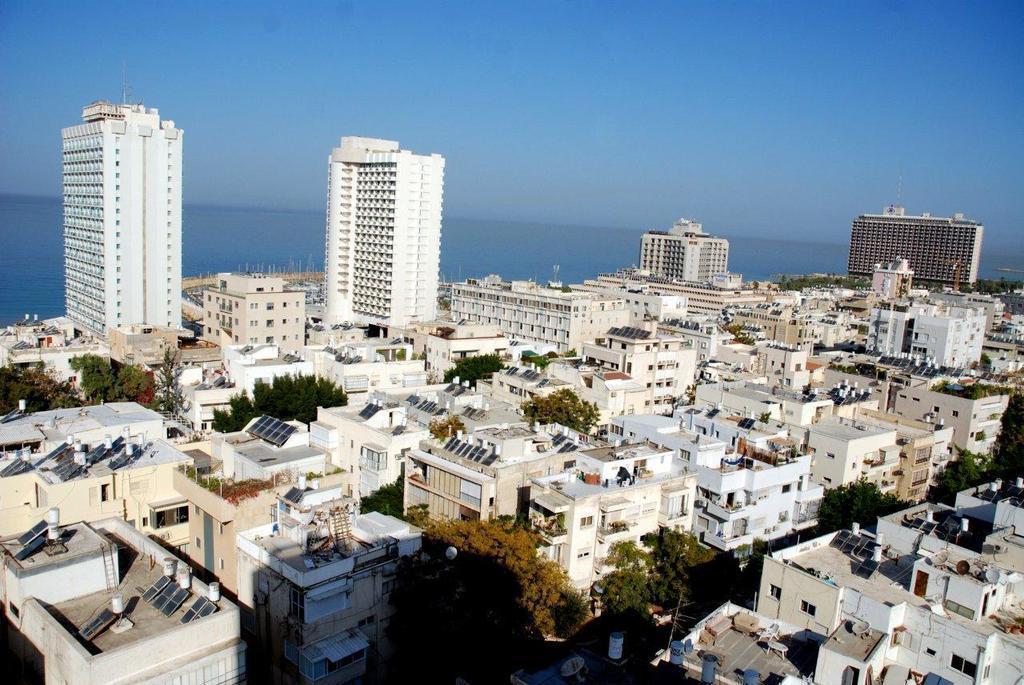 Отель Deborah Hotel Тель-Авив