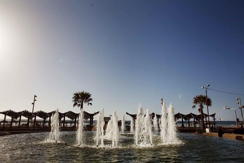 Отель Sun City Hotel Израиль Тель-Авив
