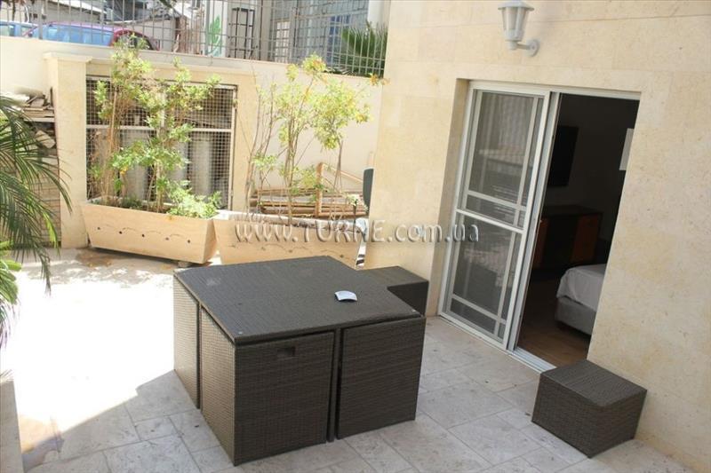 Отель Yarden Beach Apartments Тель-Авив