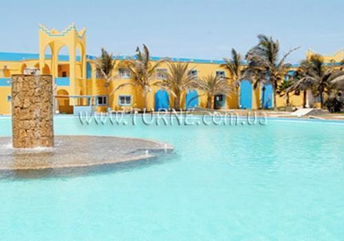 Отель Djadsal Holiday Club о. Сал
