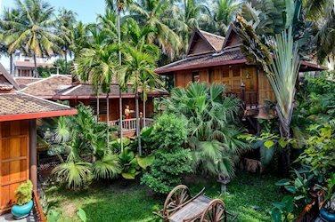 Angkor Village 4*, Камбоджа, Сиам-Рип