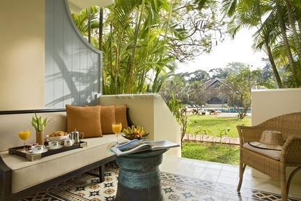 Отель Raffles Siem Reap Камбоджа Сиам-Рип