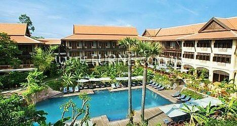 Victoria Angkor Resort And Spa 4*, Камбоджа, Сиам-Рип