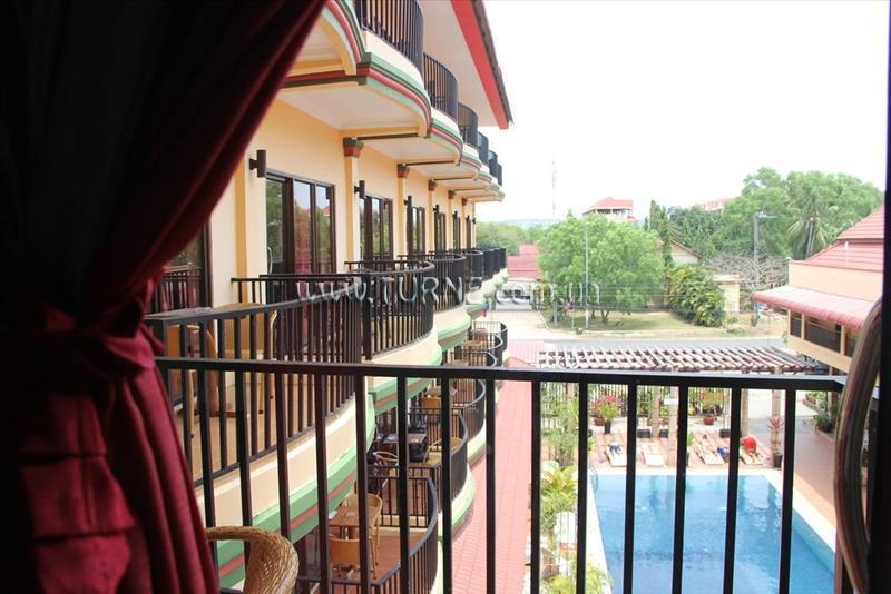 Отель Grand Sihanoukville Сиануквиль