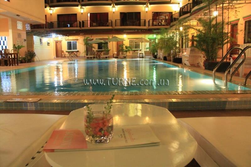 Отель Grand Sihanoukville Камбоджа Сиануквиль