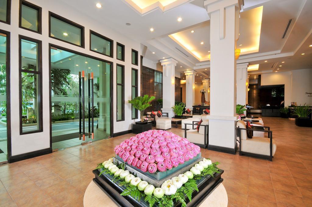 Tara Angkor Hotel Сиемреап