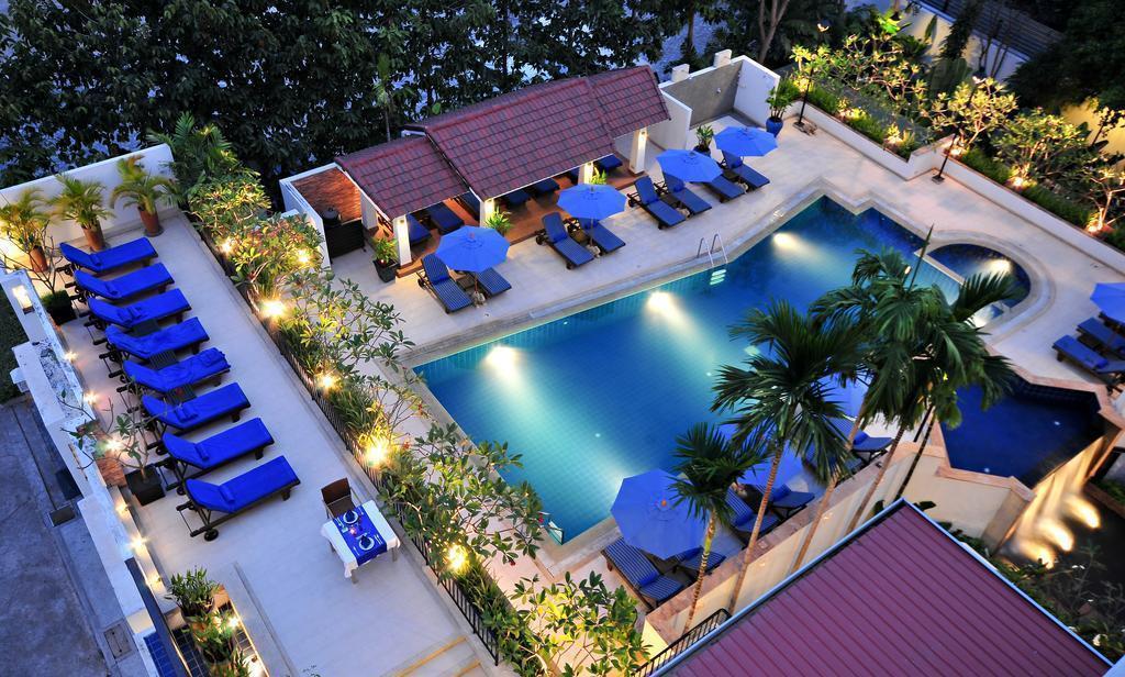 Tara Angkor Hotel Камбоджа Сиемреап