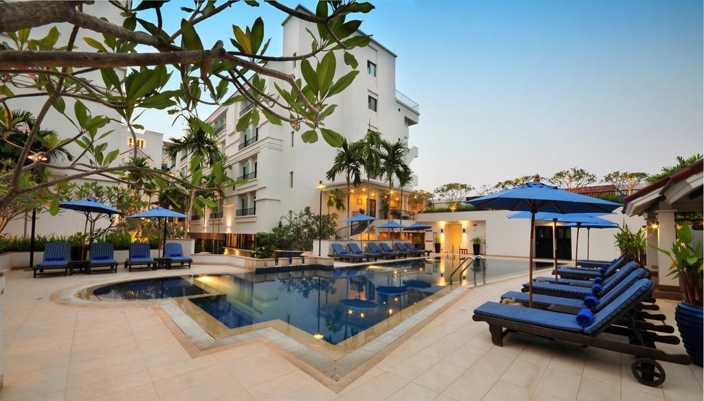 Отель Tara Angkor Hotel Камбоджа Сиемреап