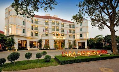 Tara Angkor Hotel 4*, Камбоджа, Сиемреап