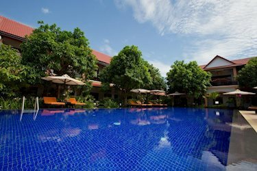 Central Boutique Angkor 3*, Камбоджа, Сиемреап