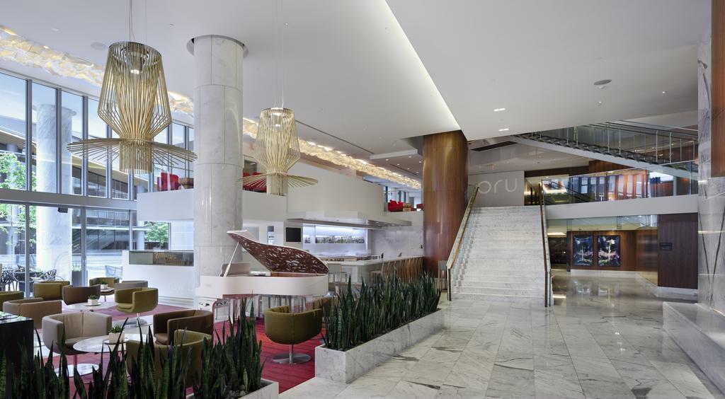 Отель Fairmont Pacific Rim Канада Ванкувер