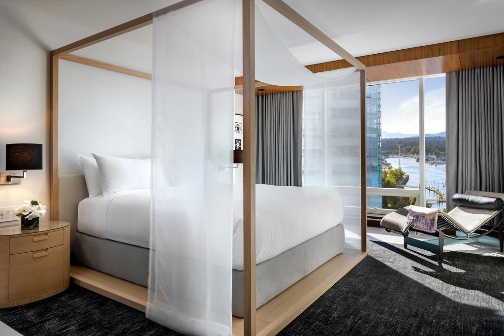 Отель Fairmont Pacific Rim Ванкувер