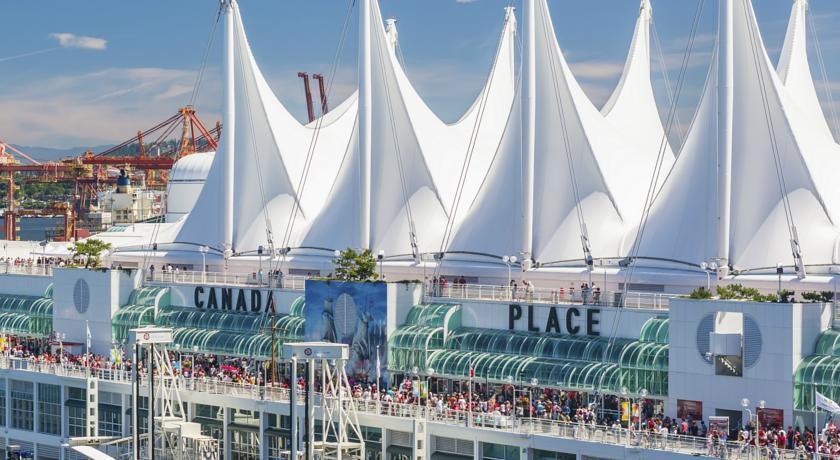 Fairmont Pacific Rim Ванкувер