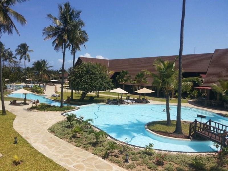 Отель Amani Tiwi Beach Resort Кения Момбаса