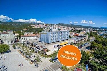 International Crikvenica 2*, Хорватія, Цріквеніца