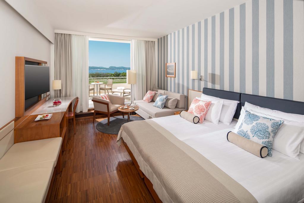 Отель Valamar President Hotel Дубровник