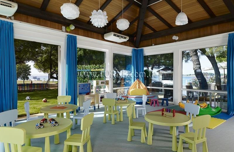 Отель Park Plaza Belvedere Хорватия Медулин