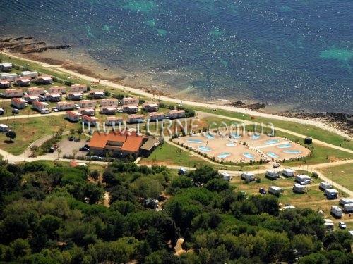 Отель Camping Kazela Хорватия Медулин