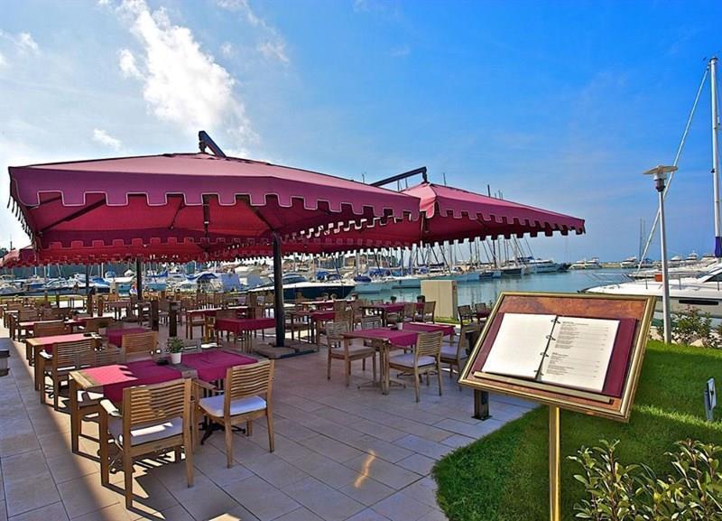 Отель Nautica Hotel Хорватия Новиград