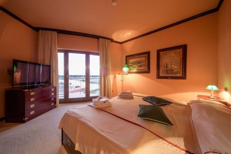 Nautica Hotel Хорватия Новиград