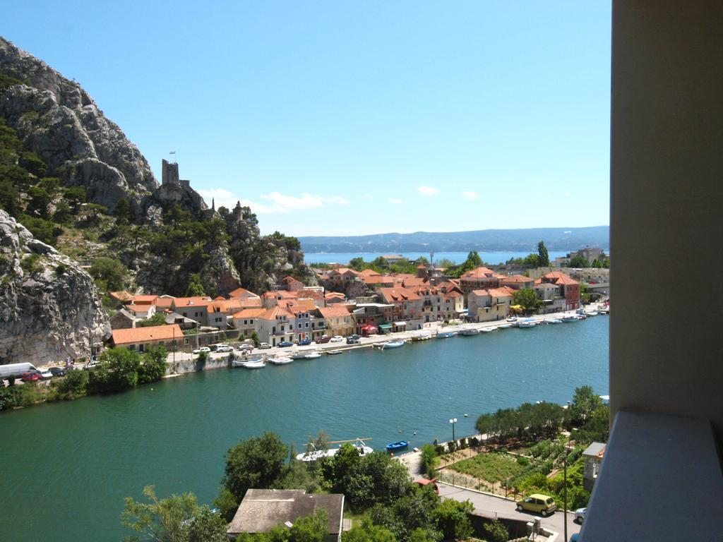 Villa Dvor Hotel Хорватия Омиш Pивьера