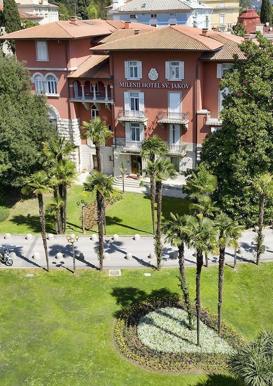 Отель Sveti Jakov Hotel Опатия