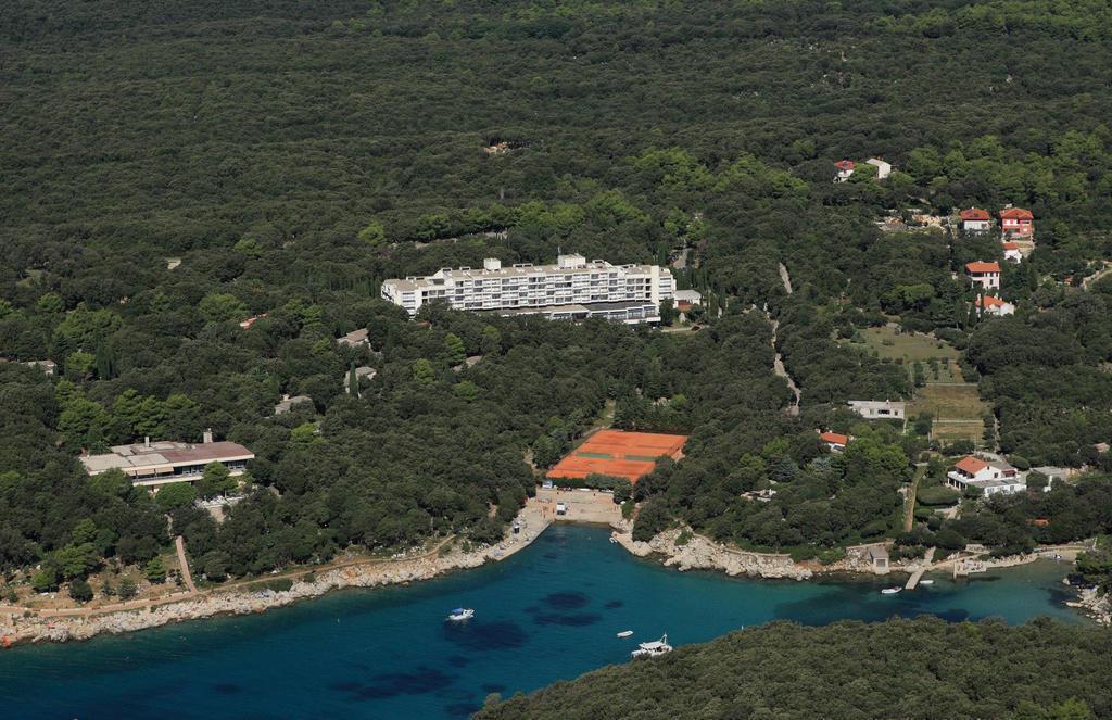 Отель Eva Хорватия о.Раб