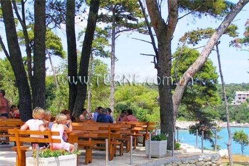 Отель Tourist resort Suha Punta о.Раб