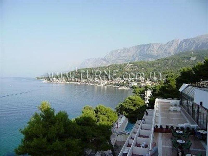 Отель Medora Auri Family Beach (ex. Minerva) Хорватия Подгора