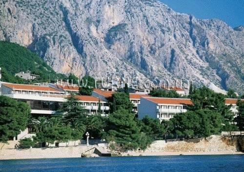 Отель Hotel Medora Auri Pavilion Residences (ex. Mediteran) Хорватия Подгора