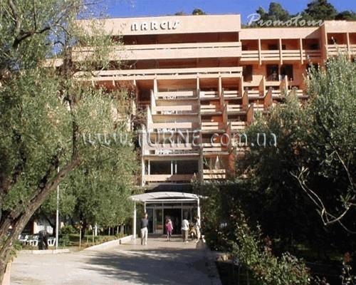 Фото Hotel Narcis Хорватия