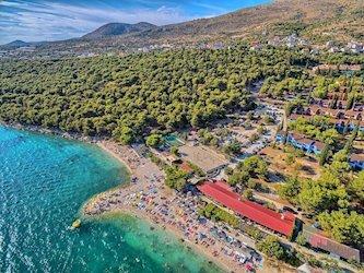 Medena Apartments Village 3*, Хорватия, Трогир