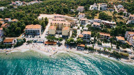 Villa Malo More 3*, Хорватия, Трогир