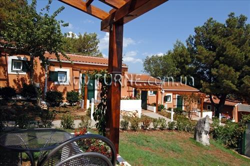 Отель Naturist Park Koversada Apartments Хорватия Врсар