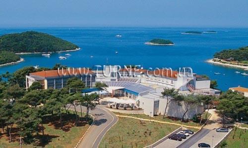 Отель Pineta Hotel Хорватия Врсар