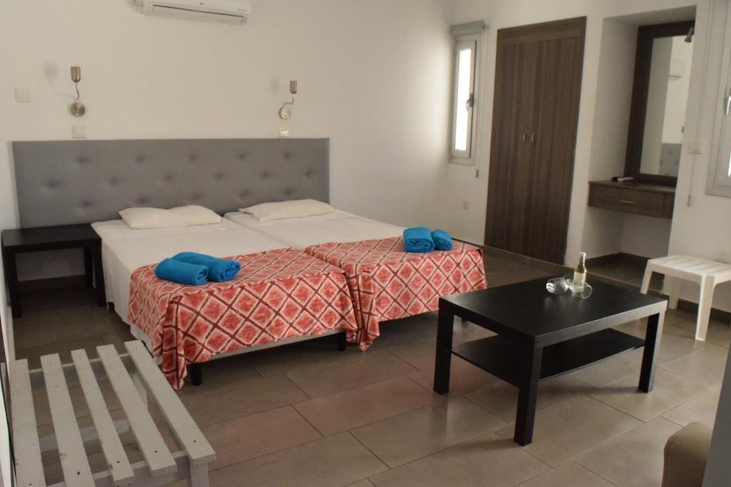 Отель Rio Gardens Hotel Apartments Айя-Напа
