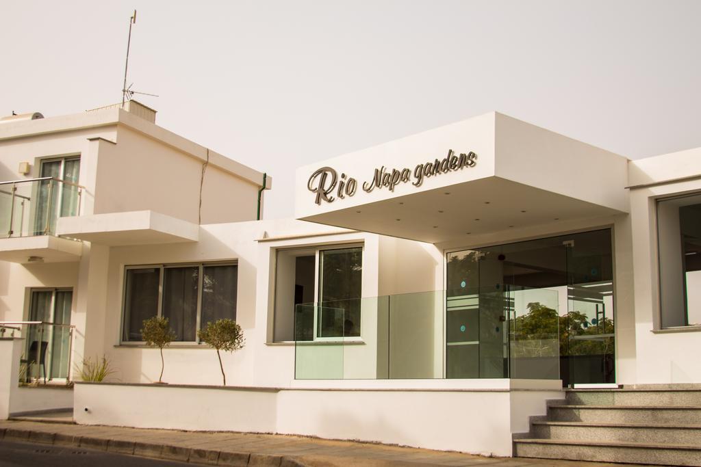 Фото Rio Gardens Hotel Apartments Кипр Айя-Напа