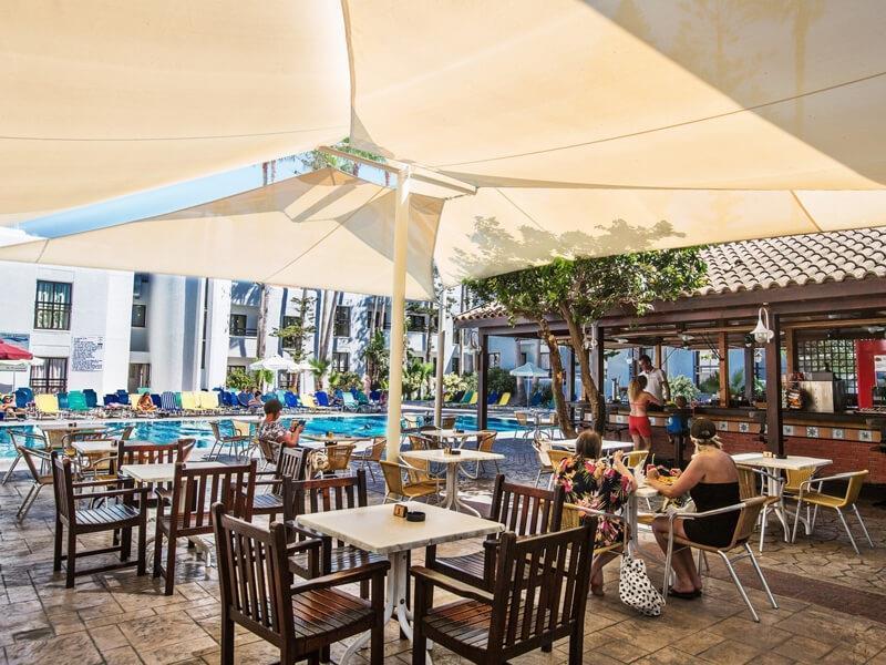 Отель Anthea Apts Кипр Айя-Напа