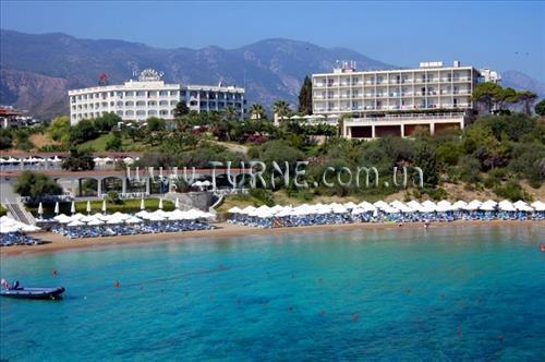 Фото Denizkizi Hotel Кипр