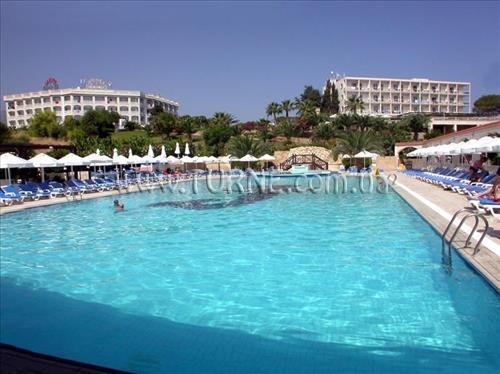 Фото Denizkizi Hotel Кирения