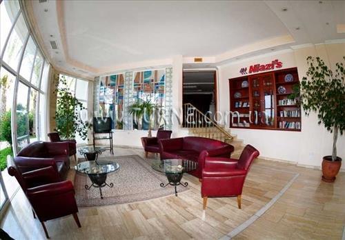 Отель Denizkizi Hotel Кирения