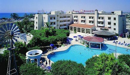Crown Resorts Henipa 3*, Кипр, Ларнака