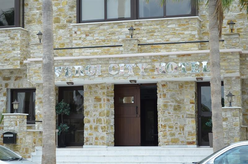 Фото Vergi Hotel Ларнака