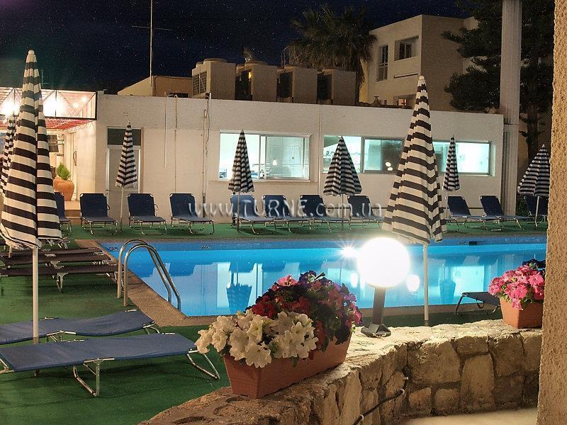 Фото Daphne Hotel Кипр Пафос