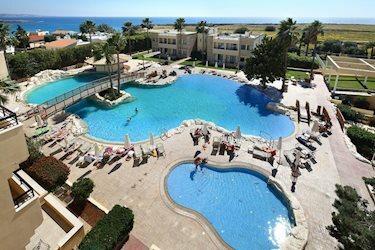 Panareti Coral Bay Hotel 4*, Кіпр, Пафос